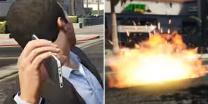 צפו בווידאו משחק המחשב שמרתיח את סמסונג גלקסי נוט 7 מוצג כאמצעי הרג