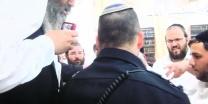 חילול השם באשדוד גרודנא מציגה תגרה אלימה בבית המדרש