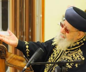 יביע אומר: הפינה היומית של מרן הרב עובדיה יוסף: בתשעה לחודש תענו את נפשותיכם