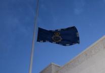 לונדון דגל המשטרה הורד לחצי התורן בעקבות הפיגוע