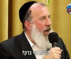 """תגובה מושלמת: """"איך תמנע מירושלים להפוך לבני ברק?"""" • צפו בתשובתו של יוסי דייטש"""