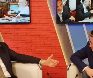 """סגן ראש העיר בראיון • צפו: צביקה כהן: """"לא יסלחו לנו - אם נעדיף ראש עיר חרדי לי-ם"""""""