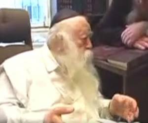 """סערת חילולי השבת: תיעוד נדיר: כך התבטא מרן הגר""""ח קנייבסקי לפני 20 שנה"""