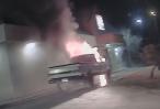 טקסס כך קצין משטרה מהיר מנע שריפה גדולה