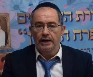 הפרשה במרוקאית: פרשת שלח לך • הרב מיכאל שושן עם וורט במרוקאית ובעברית