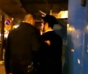 בזכות התיעוד: הקצין שתקף ילד חרדי בירושלים יועמד לדין