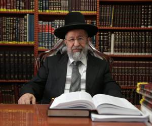 """משפט צדק: פינתו של הראב""""ד הגר""""ב שרגא: ספירת העומר לתושב חו""""ל שהגיע לישראל"""