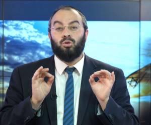 פרשת היום: פרשת שלח לך עם הרב נחמיה רוטנברג • צפו