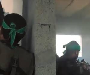 איתות לישראל?: 'יחידות העילית' של החמאס תועדו באימונים