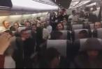 תיעוד מהמטוס הביצוע של אורייתא למה תשתוחחי