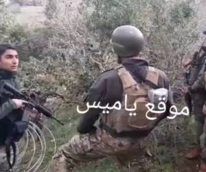 """אירוע חמור בגבול: חייל מצבא לבנון שלף את נשקו על חיילי צה""""ל"""