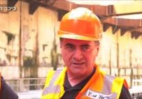 גם בבני ברק ביום ראשון יחלו עבודות כריית הרכבת הקלה בגוש דן. צפו