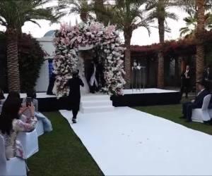 """""""כמו יעקב אבינו"""": תיעוד: החתונה החרדית  הראשונה - בדובאי"""