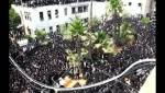 וידאו, גלריית ענק: אחר מיטת ראש-הישיבה: ההמונים צעדו ומיררו בבכי