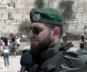 סיור ברובע המוסלמי: הלוחמים ששומרים על הכותל המערבי • ראיון חג מיוחד