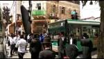 הפגנה אלימה בי-ם: במחאה נגד המעצרים - נעצרו עוד 2 נערים • צפו