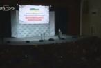 צפו בוידאו המסעיר אנטישמיות באוקראינה בדיחות על יהודים בכינוס מפלגתי