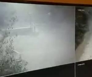הבנין קרס: צפו: רגע פיצוץ בלון הגז בשכונת קטמון