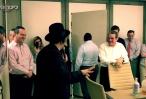 מסיבת ההפתעה של ליפא לנשיא אגודת ישראל באמריקה
