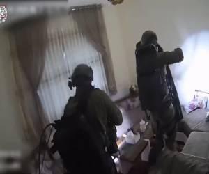 צפו במעצר: המחבלים שירו בחיילים נשלפו מתוך המיטה