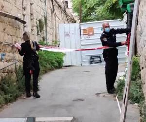 אסון בירושלים: שריפה פרצה בדירה במאה שערים; גבר בן 30 נשרף למוות