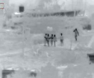 3 מחבלים נפצעו: המלחמה בטרור העפיפונים  • צפו בתיעוד