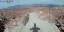 נוסעים באופני הרים? צפו במסלול המטורף ממצלמת הרוכב