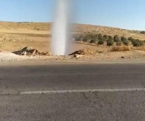 לאחר חשיפת הרשת: שוב: חבלה באספקת המים ליישובי הר חברון