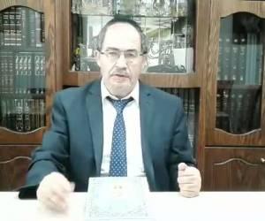 הפרשה במרוקאית: פרשת נשא • הרב מיכאל שושן עם וורט במרוקאית ובעברית