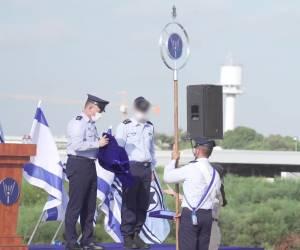 צפו בטקס: בחיל האוויר הקימו 'כנף' חדש, עם תג מיוחד