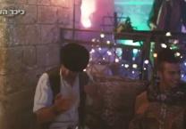 הזמר שוהם שמחי בטראק תימני 2017