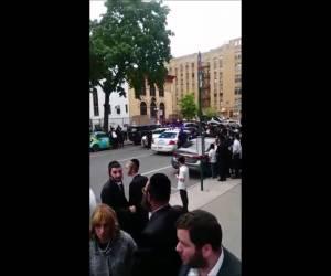 """אנטישמיות משטרתית • צפו: הזוי: היהודי הותקף ע""""י גוי בשל יהדותו - ומי נעצר? היהודי"""