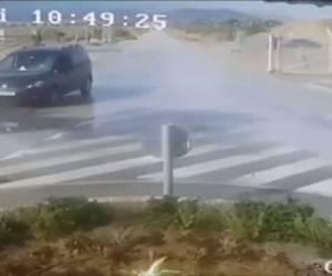 ליד מעבר אלנבי: ניסיון פיגוע דריסה בבקעה: חייל נפצע • צפו