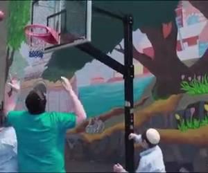הקליפ שהביא את ברי וובר למגרש הכדורסל