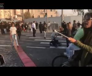 הרכבת נחסמה: מחאת הנכים חזרה שוב למרכז ירושלים