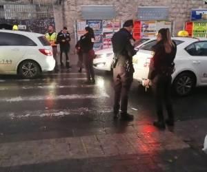 במעבר החציה: תאונה קשה: ילד נפצע בשכונת 'גאולה' בירושלים; התפללו