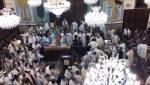 תמונות רבנים בסוכה: תיעוד מאיראן: כך חגגה הקהילה היהודית את חג הסוכות