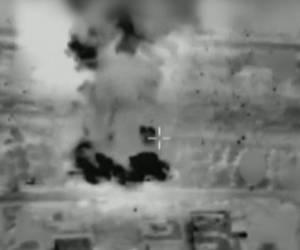 אש בדרום: וידאו: חיל האוויר תוקף מטרות טרור בעזה