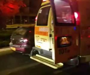 תאונה מחרידה: י-ם: רוכב אופניים חרדי נהרג מפגיעת רכב