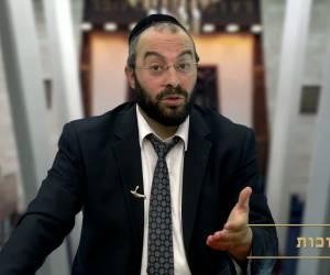 פרשת היום: חג הסוכות עם הרב נחמיה רוטנברג • צפו