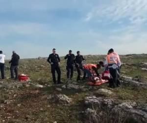 בתוך היער: ילד מאלעד נפצע קשה מאוד מפיצוץ פגז בו שיחק עם חבריו