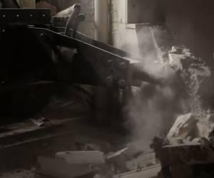 """צפו בתיעוד: נהרס ביתו של המחבל שרצח את אורי הי""""ד"""
