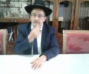 הפרשה במרוקאית: פרשת תזריע-מצורע • הרב מיכאל שושן עם וורט במרוקאית ובעברית (2)
