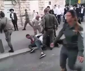 בשל התיעוד הקשה: מפקד התחנה בירושלים נפגש עם 'שיח סוד'