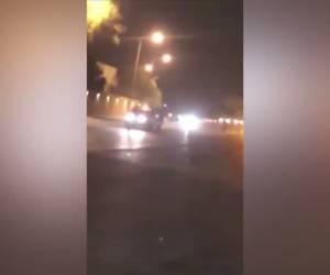 """""""המלך לא היה"""": מה קרה בסעודיה: ירי מנשק או יירוט רחפן?"""