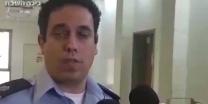 הטריף את העולם היהודי החשוד בהטרדת המוסדות ברחבי תבל ניסה לחטוף נשק משוטרת