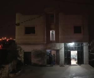 """צפו בתיעוד: נהרס בית המחבל שרצח את ארי פולד הי""""ד"""