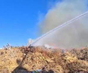 משעות הבוקר: 20 שריפות בעוטף עזה - מבלוני תבערה; צפו
