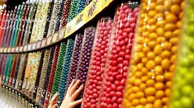 ממתקים. צילום: פלאש 90