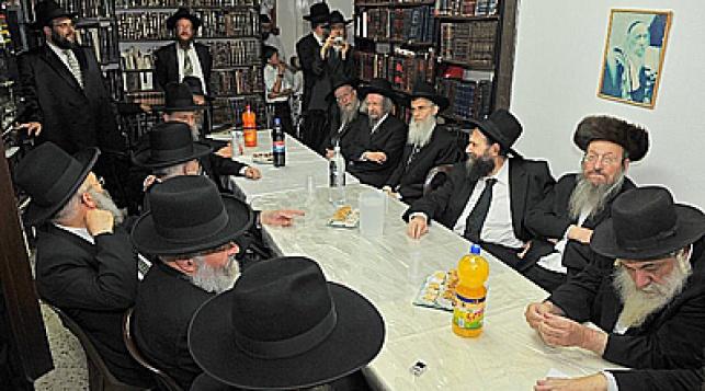 הרבנים חותמים על הקריאה